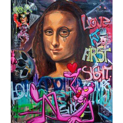 Kristin Kossi: Mona Lisa - Extraordinair