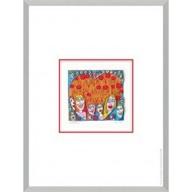 James Rizzi: An Apple A Day Keeps The Doctor Away