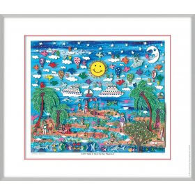 James Rizzi: Let's Take A Trip To The Tropics