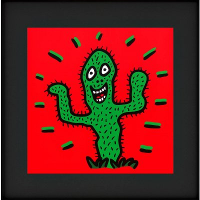 James Rizzi: Icon Cactus