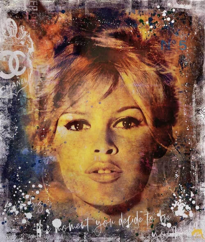 Devin Miles: Brigitte Chanel