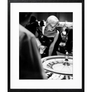 Frank Worth: Jayne Mansfield Plays Roulette in Vegas