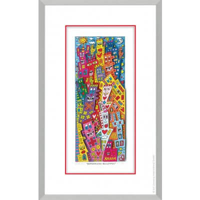 James Rizzi: Borderless Buildings