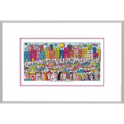James Rizzi: The Life And Love In Brooklyn