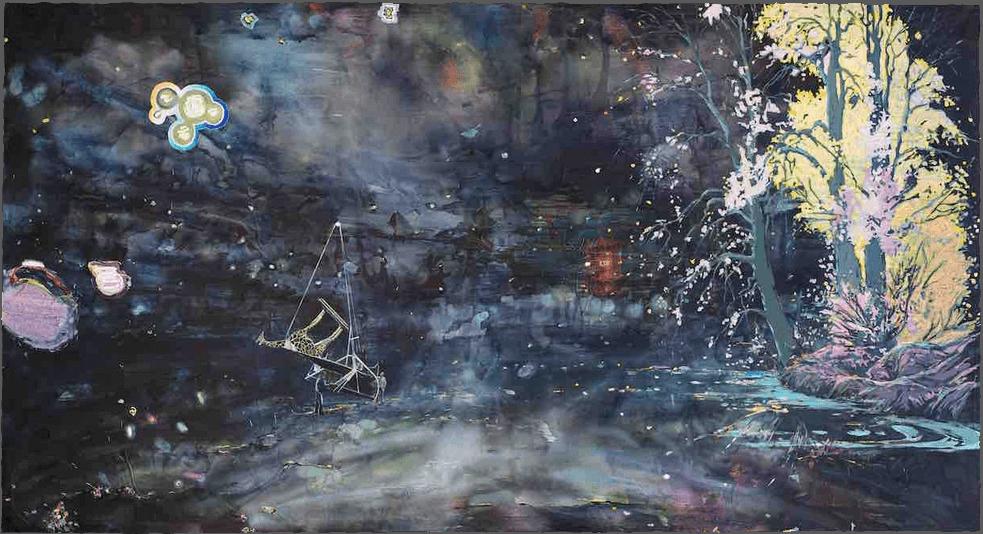 Andrea Damp: La Sonnambula