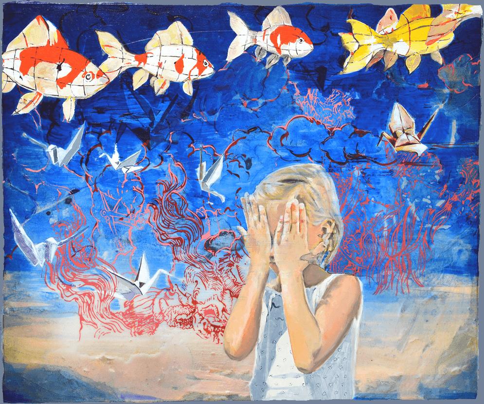 Andrea Damp: Mit offenen Augen