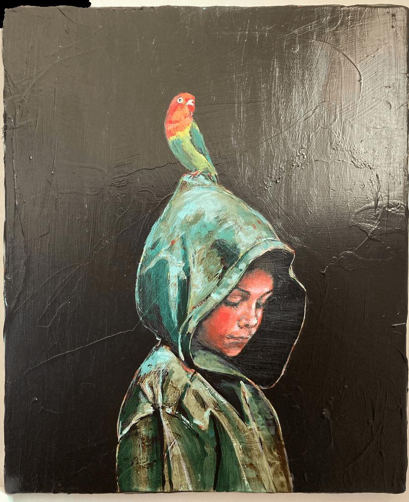 Andrea Damp: Pfirsichköpfchen