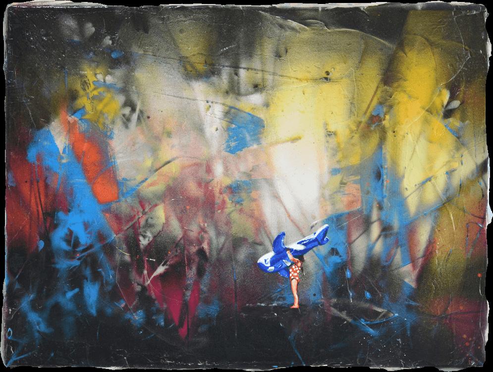 Andrea Damp: So weit ins Freie