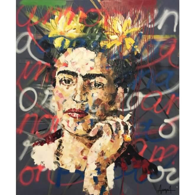 Anna Schellberg: Amor, Pena y Orgullio