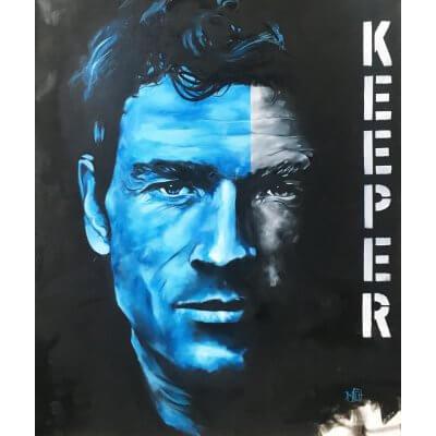 Martin Sonnleitner: Jens Lehmann