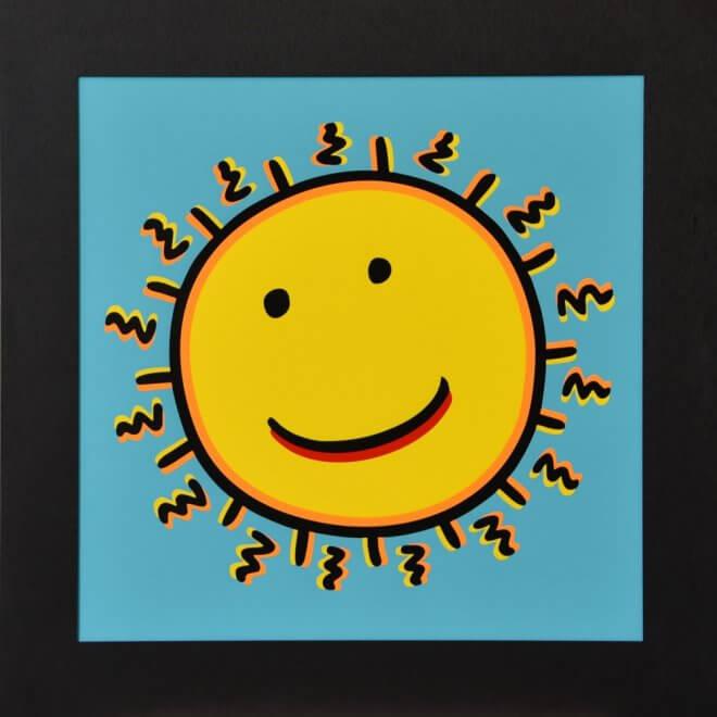 James Rizzi: Icon Sun