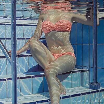 Jean-Pierre Kunkel: Pool No. 24