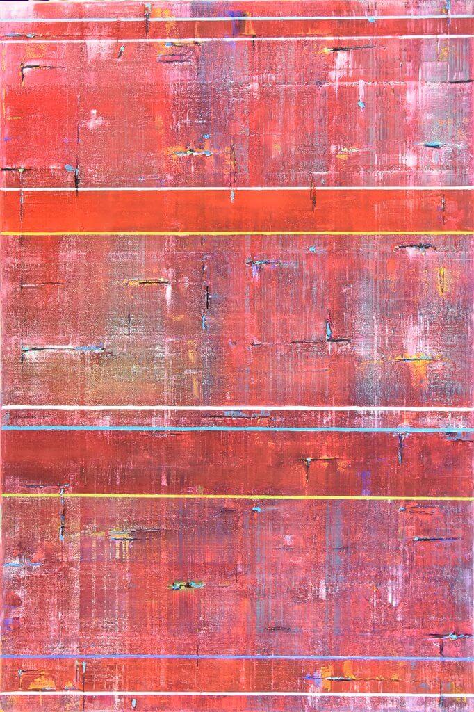 Petra Rös-Nickel: My red