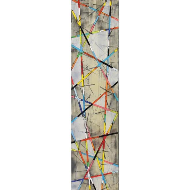 Petra Rös-Nickel: Cross Lines