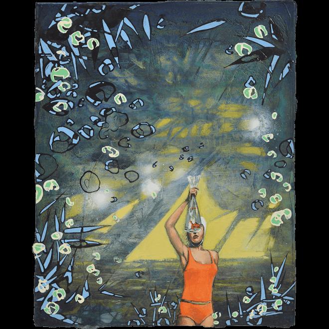 Andrea Damp: Der goldene Käfig