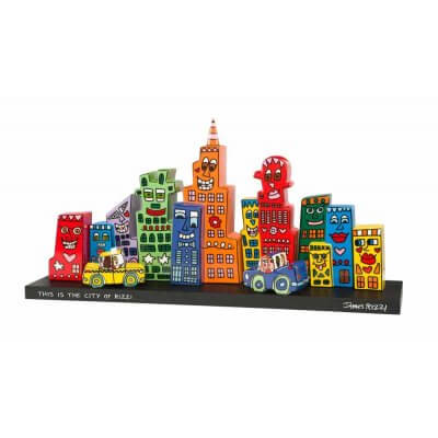 James Rizzi: Mini Skyline