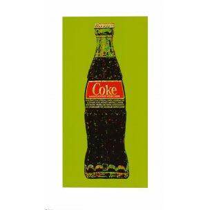 Andrei Krioukov: Cola-Flasche (grün)