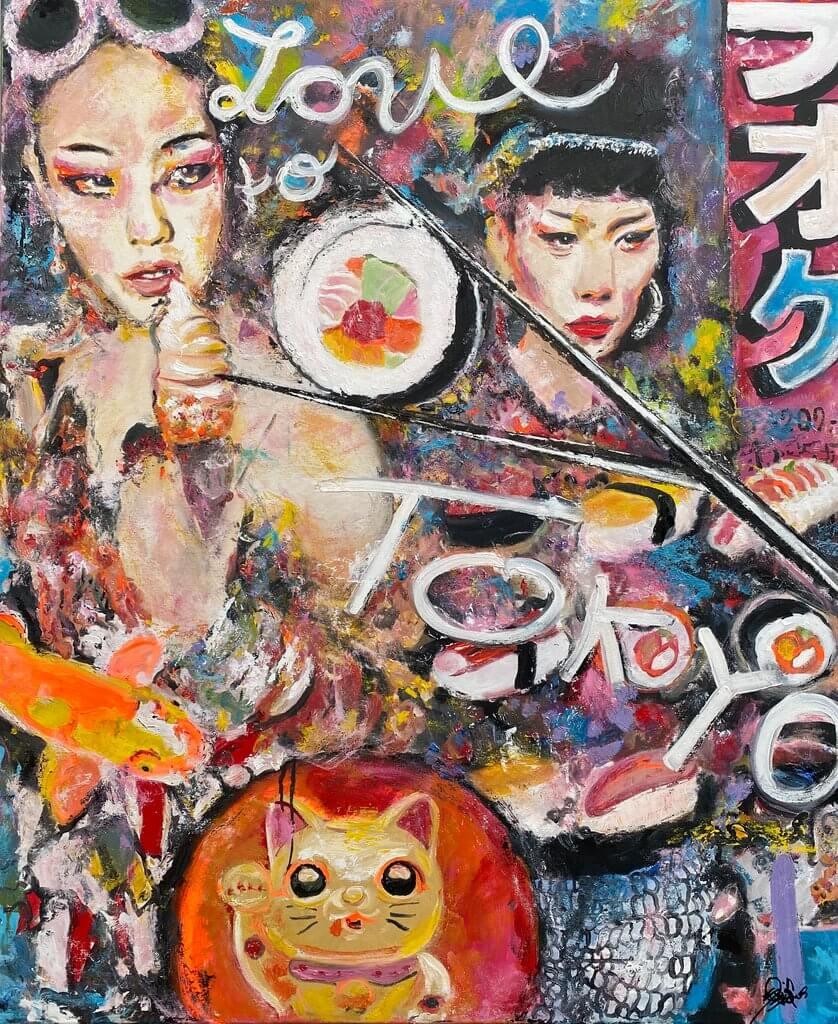 Astrid Stöfhas: Love 2 Tokyo