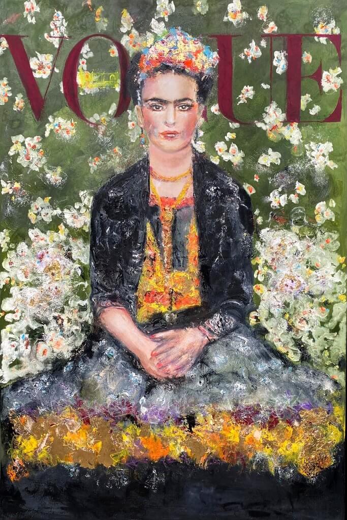 Astrid Stöfhas: Vogue Mexico