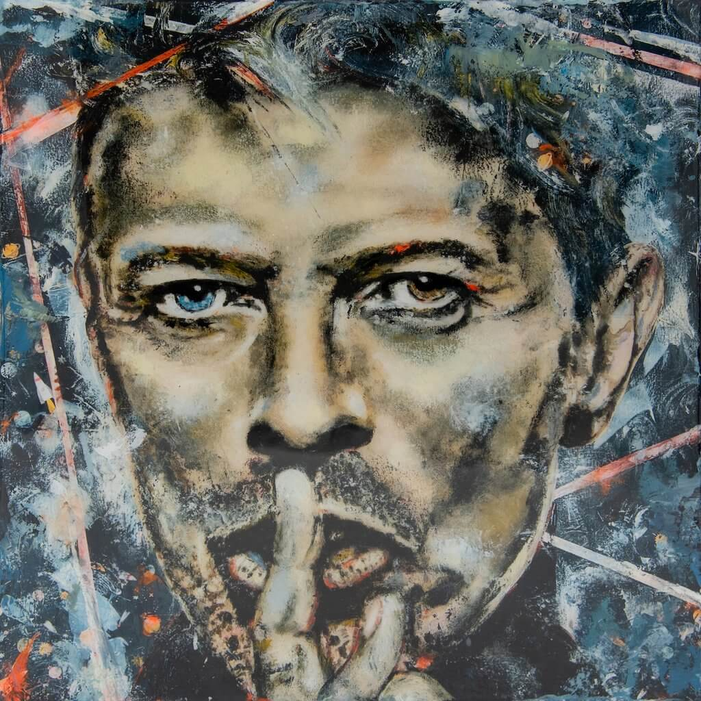 Astrid Stöfhas: David Bowie 2.0
