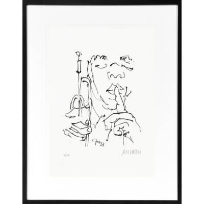 Armin Mueller-Stahl: Jazz-Trompeter