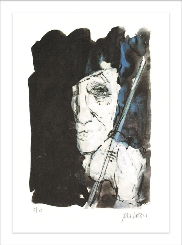 Armin Mueller-Stahl: Selbst mit Geige