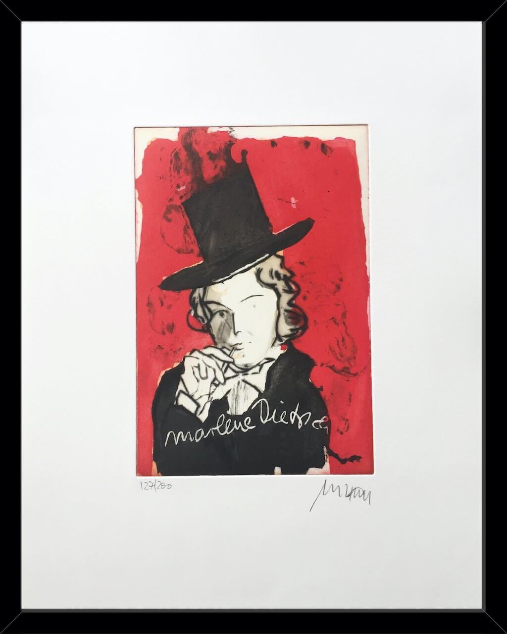 Armin Mueller-Stahl: Marlene Dietrich - Ich bin die fesche Lola