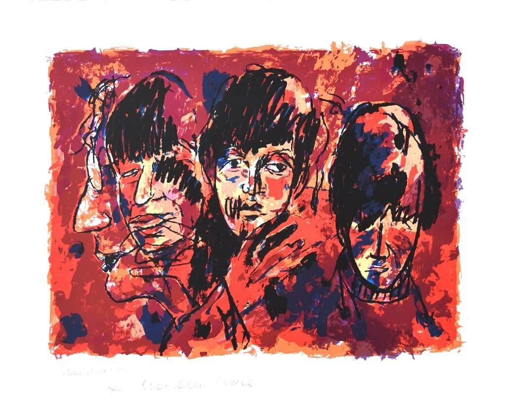 Armin Mueller-Stahl: The Beatles