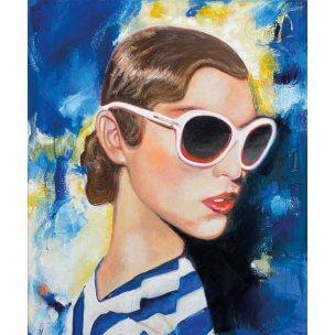 Astrid Stöfhas: Pariser Blau