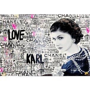 Devin Miles: Love Karl