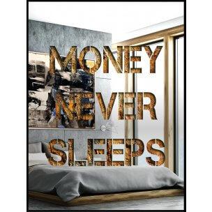 Devin Miles: Money never sleeps (Mirror Inox)