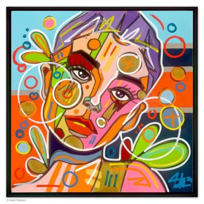 David Tollmann: Beach Girl