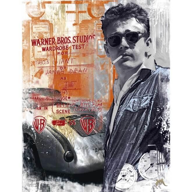 Devin Miles: Full Speed - James Dean