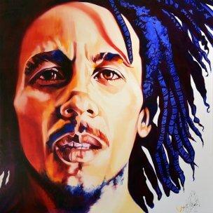 David Badia Ferrer: Bob Marley II - Edition
