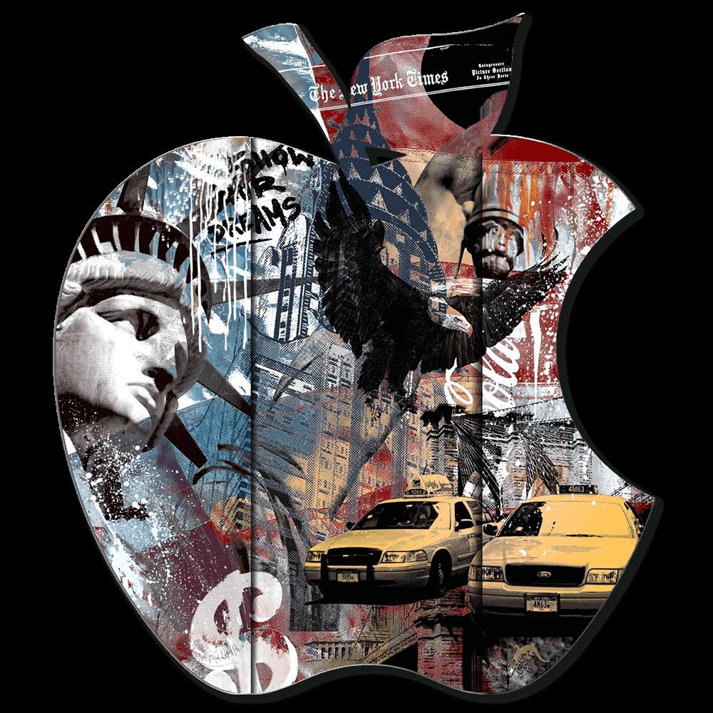 Devin Miles: Big Apple - 3 teilige Installation