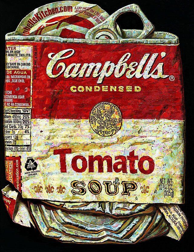 Andrei Krioukov: Tomato Soup