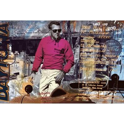 Devin Miles: Steve's Secret - Steve McQueen