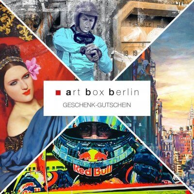 art box berlin: Geschenkgutschein 300 €
