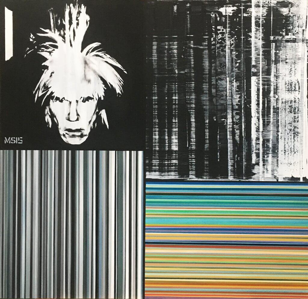 Martin Sonnleitner: 20 years art - Warhol