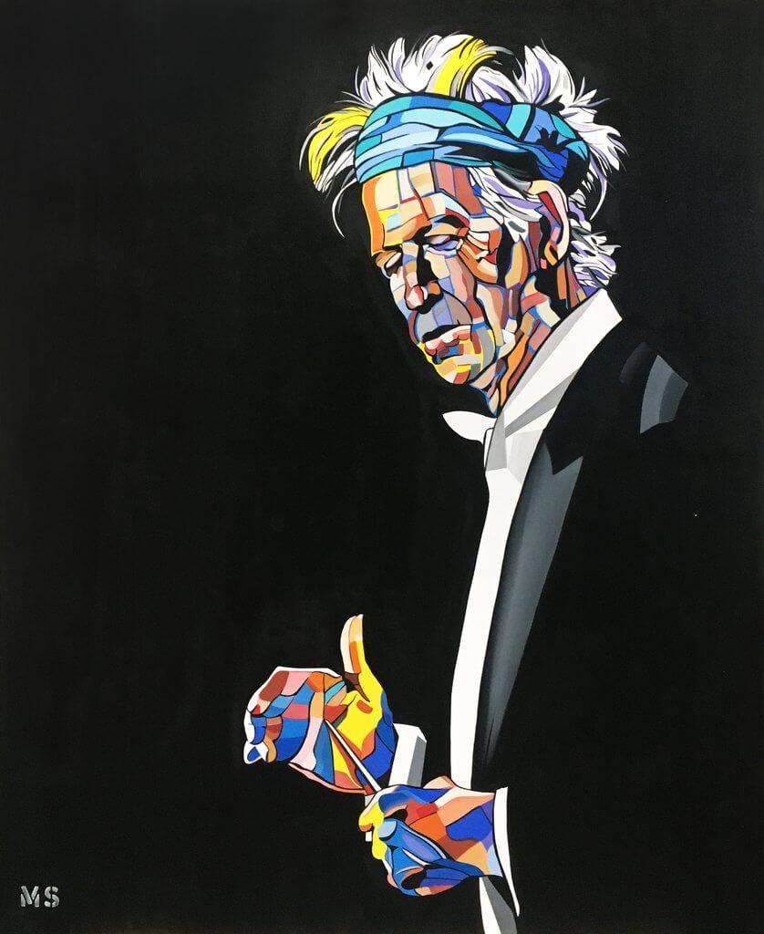 Martin Sonnleitner: Keith the Conductor