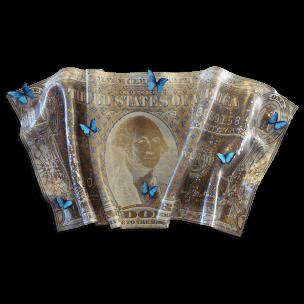 Devin Miles: One Dollar (Louis-Vuitton)