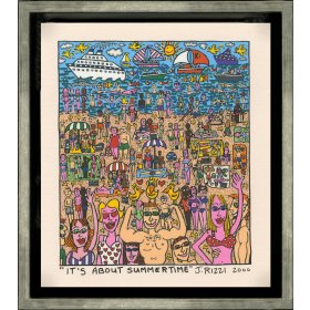 James Rizzi: It's About Summertime