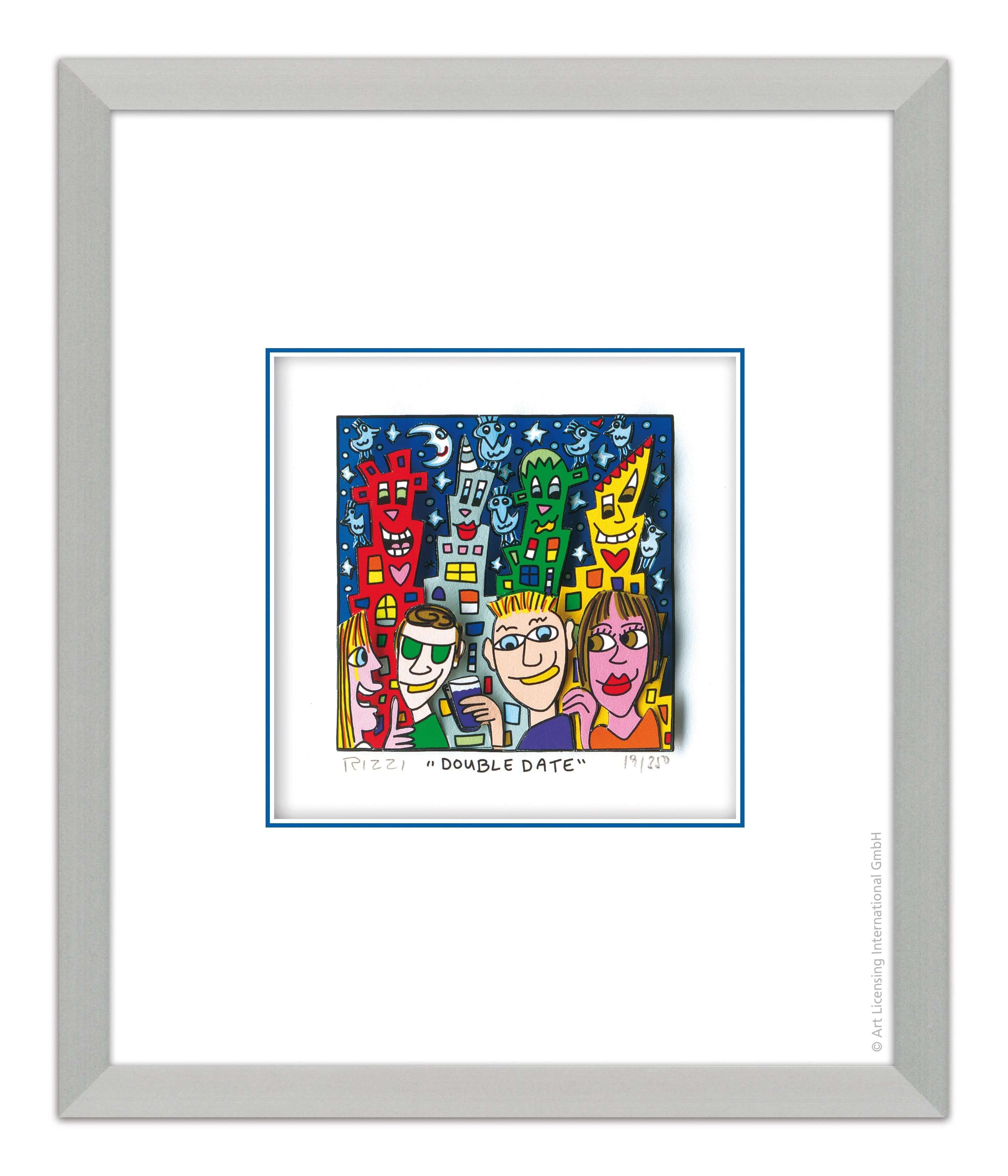 James Rizzi: Double Date
