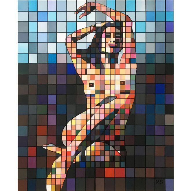 Martin Sonnleitner: Naked colour fields