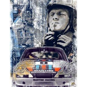 Devin Miles: Martini Racing