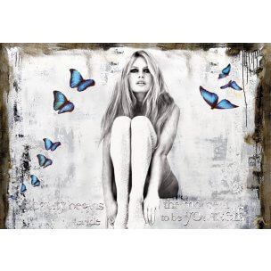 Devin Miles: Butterflies II