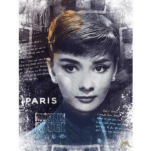 Devin Miles: Moulin Rouge - Audrey Hepburn