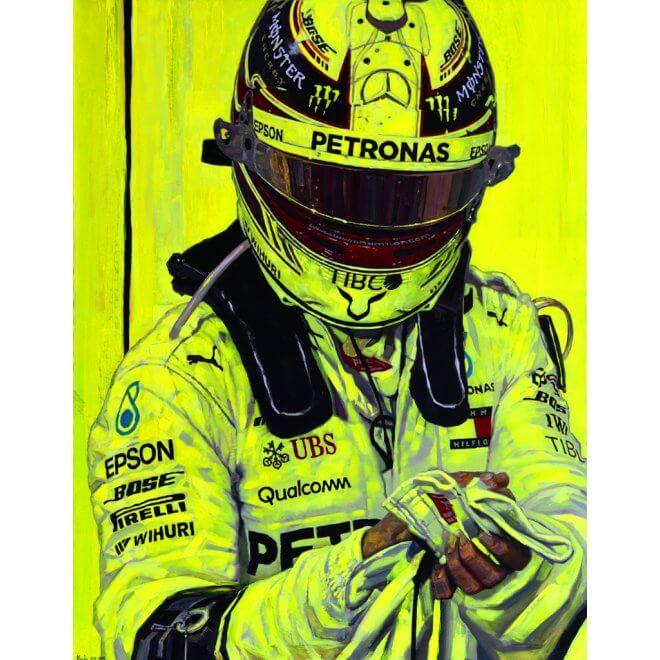 Andrei Krioukov: #44 Lewis Hamilton