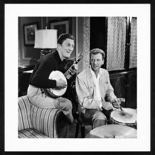 Frank Worth: Kirk Douglas Dan Dailey