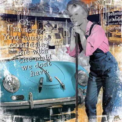 Devin Miles: Confusing Me – Brigitte Bardot